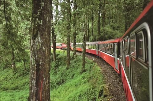 铁道特色旅游