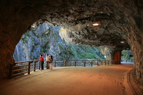 花莲太鲁阁峡谷观光一日游