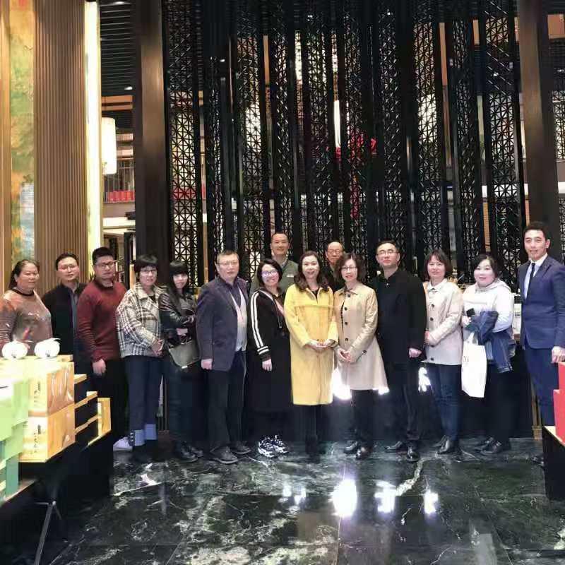 本处于长沙举办台湾2019小镇漫游宣传推广活动