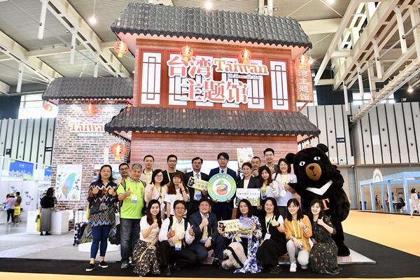 台旅会参加南京旅展 面向华东旅客推广2019小镇漫游年