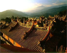 Travel   重新发现台湾-狮头山